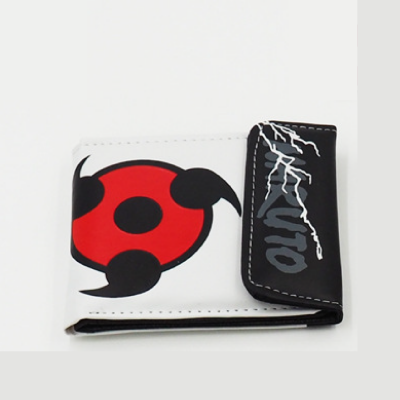 Naruto Sharingan wallet