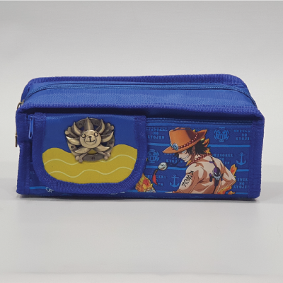 One Piece Ace pencil case