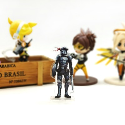 Goblin Slayer 2D figure