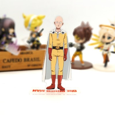 One Punch Man 2D figure