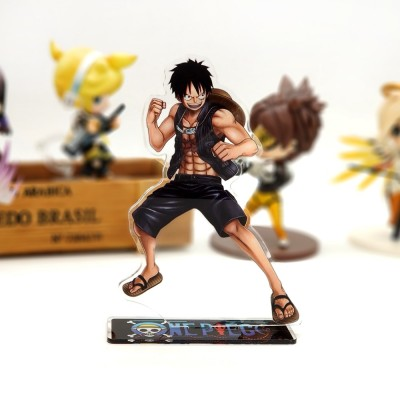 One Piece Luffy 2D figure
