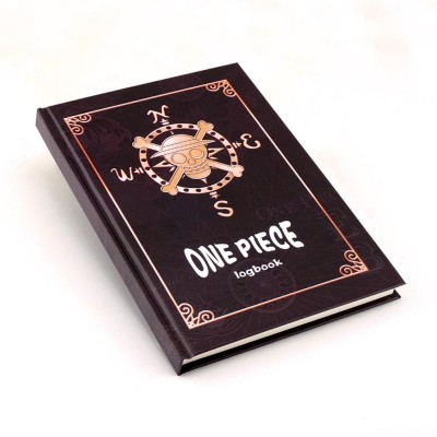 One piece notebook