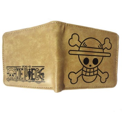 One Piece logo wallet