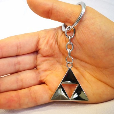 The Legend of Zelda triforce