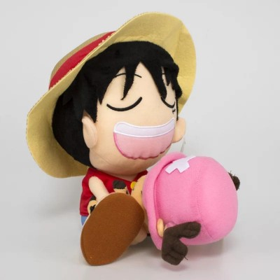 One piece Luffy plushy