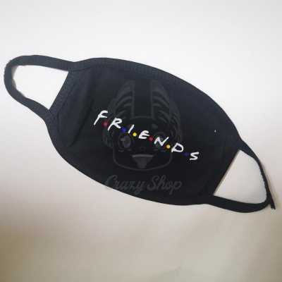 Friends mouth mask