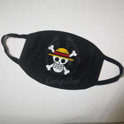 One Piece mouth mask