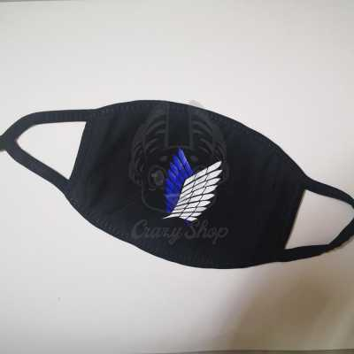 Attack On Titan mouth mask