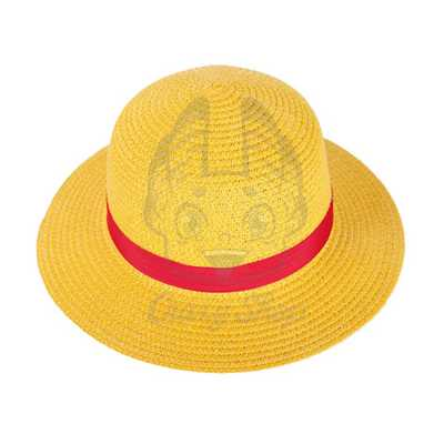 One Piece Luffy straw hat
