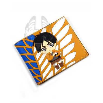 Attack on titan eren wallet