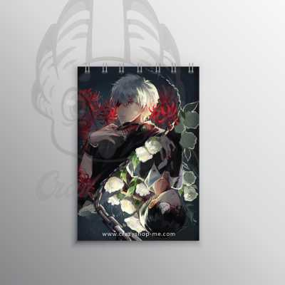 Tokyo Ghoul small notebook