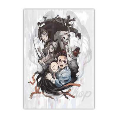 Demon Slayer posters