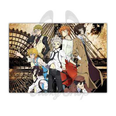 Bungou Stray Dogs posters