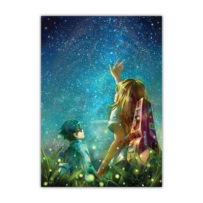 Your Lie in April posters