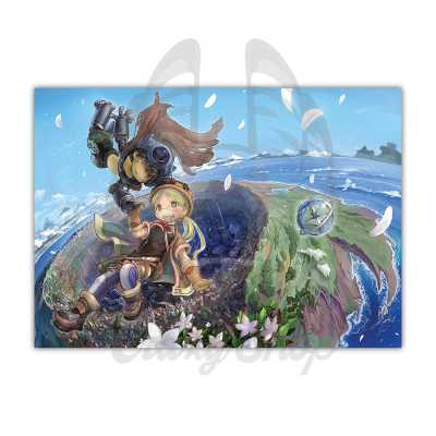 Made in Abyss posters