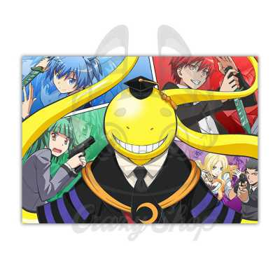 Assassination Classroom...