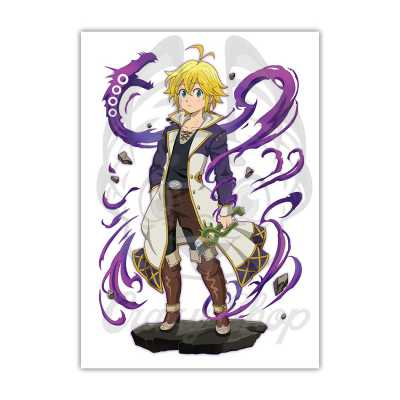 Seven Deadly Sins posters
