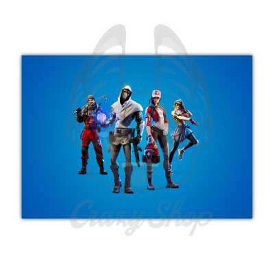 Fortnite posters