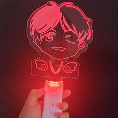 BTS V light stick