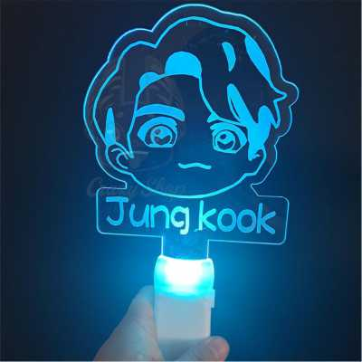 BTS Jungkook light stick
