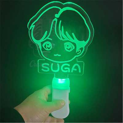 BTS Suga light stick