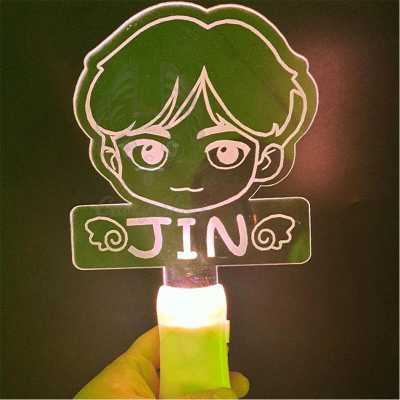 BTS Jin light stick