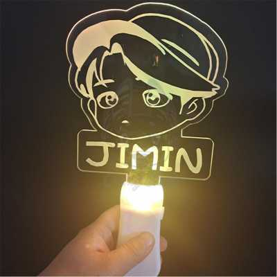 BTS Jimin light stick