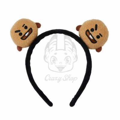 BT21 SHOOKY headband