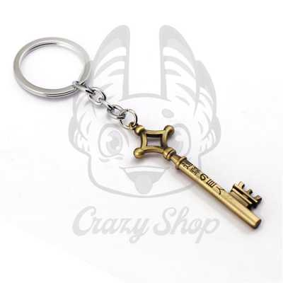 Attack on Titan basement key